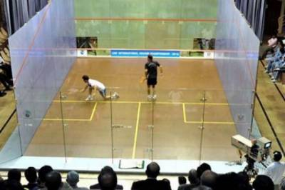 National Squash Championship begins