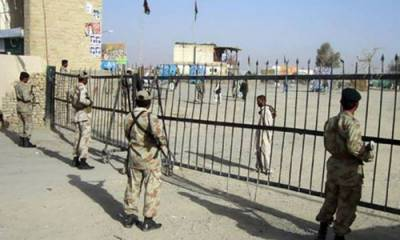 10 Afghan refugees along with suicide jackets arrested by FC