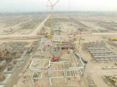 1650 MW Coal fired power plants start in Thar and Hub