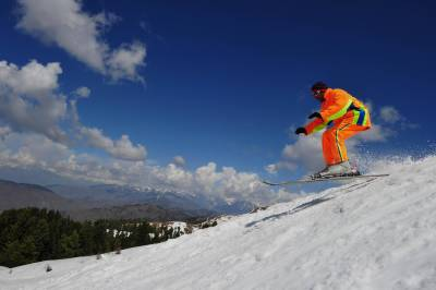 International Alpine Skiing Cup to be held in Malam Jabba, Swat
