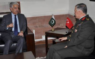 Pakistan-Turkey defence cooperation to be enhanced: Turkish General