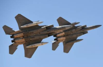 Saudi Arabia to buy 84 F-15SA worth $30 billion