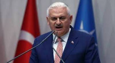 Turkey to hold referendum on new constitution in early April: Yildirim