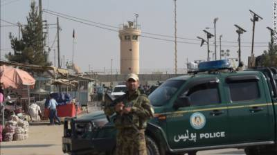 Afghan Taliban attack Air Base in Helmand province