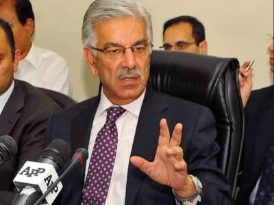 Defense Minister vows to foil anti-Pakistan designs
