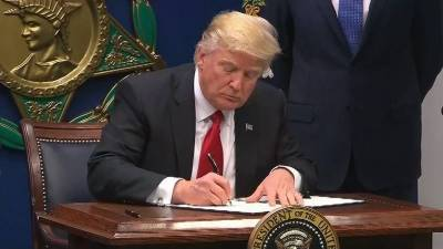 Donald Trump announces new vetting measures to keep terrorist out of US