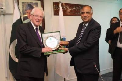 Lord Mayor London aspires for trade links between Pakistan-London