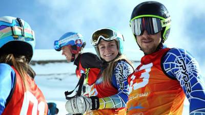 Malam Jabba International Alpine Ski Cup: Ukraine dominates the first day