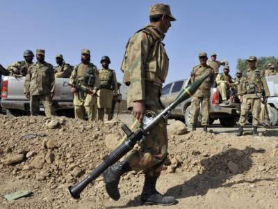 Pakistan Army Security Check Post attacked from Afghanistan side