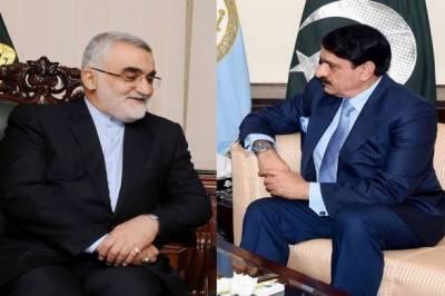 Pakistan-Iran vow to enhance bilateral trade to $5 billion