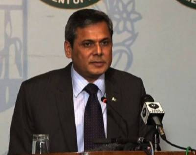 Pakistan to continue support for Kashmiris right to self-determination