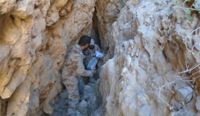 IG Frontier Corps Major General Nadeem Anjum leads operation against BLA hideouts