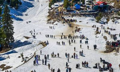 International Alpine Ski Cup: Live update from Malam Jabba, Swat