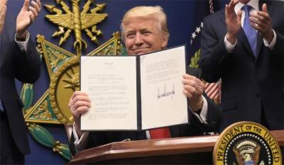 Iran reacts over Donald Trump Visa ban for Iranians