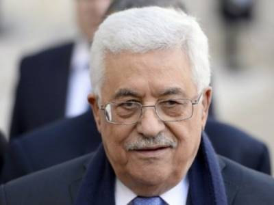 Palestinian President arrives in Pakistan on Monday