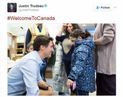 Canada offers home to Muslims banned by USA