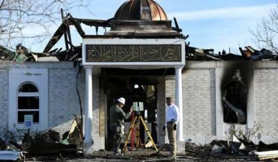 Americans donate near $1 million to rebuild burnt Texas Mosque