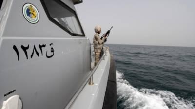 Ballistic Missile fired at Saudi Military Base on Red Sea Island