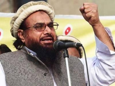 My arrest orders came from Washington - Delhi: Hafiz Saeed