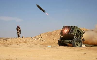 Rockets fired in Saudi Arabia from Yemen