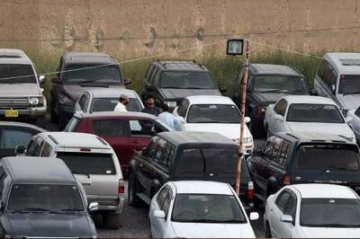 Sale of imported, commercial cars increases