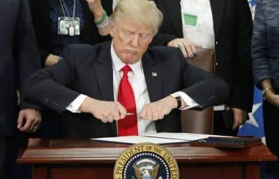 Washington State sues President Donald Trump: Few others to follow