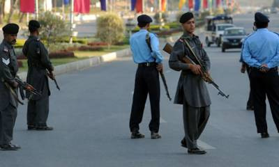 Islamabad Police gun down a man for evading police checkpost