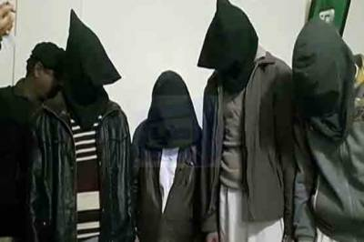 KP Police arrest 4 hardcore terrorists of TTP Fazalullah group