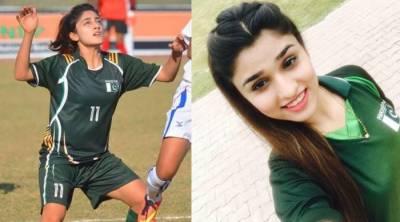 Pakistani female footballers stun audience in IFA women football league in UAE