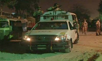 Sindh Rangers arrest 4 terrorists of banned organisation from Karachi