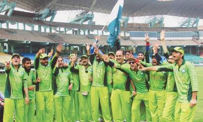 T20 World Cup for Blinds: Pakistan qualifies for Semi Finals