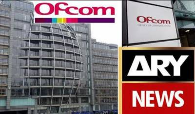 Why ARY channels have been shut down in UK?