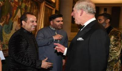 Rahat Fateh Ali Khan appointed as Charity Ambassador by Prince Charles