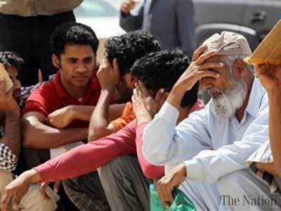 Saudi Arabia deports 160 illegal Pakistani immigrants