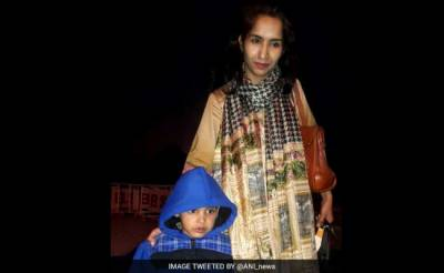 Soft diplomacy: India reunites Pakistani mother with her 5 year old son