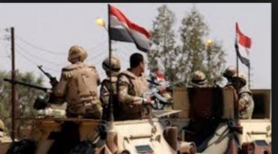 14 militants killed in Egypt