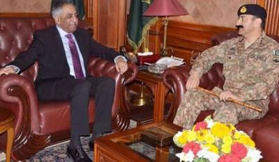 Governor, Corps Commander Karachi discuss law and order