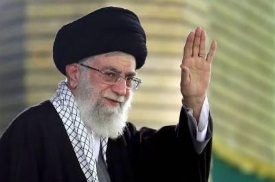 Iranian Supreme leader Ayatollah Ali Khamenei lashes out at US