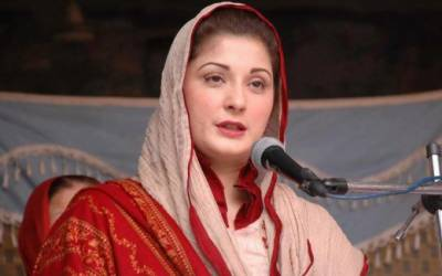 Maryam Nawaz terms media reports about her London visit as ridiculous