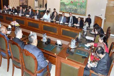 Ministry of Foreign Affairs holds briefing of Ambassadors of OIC countries