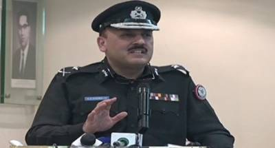 Murderers in Assemblies killed Sindh Police brave officers: IG Sindh