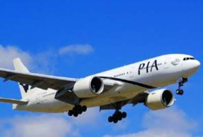 PIA plane intercepted by UK fighters due security threats
