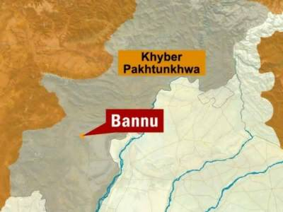 Suicide attack in Bannu on Police Station