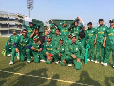 T-20 World Cup for Blinds: Pakistan beat Bangladesh