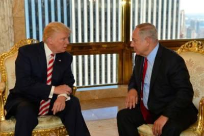 Trump - Netanyahu duo flexing muscles against Iran