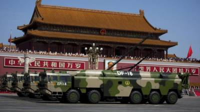 Why India fears China's Rocket Force Ballistic Missile?