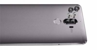 Huawei launches Mate 9 black version in Pakistan
