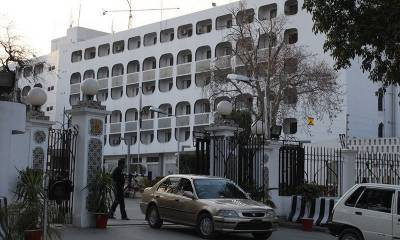 Indian Deputy High Commissioner in Islamabad grilled in Foreign Office