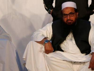 Lahore High Court refuses to hear JuD Chief Hafiz Saeed detention case