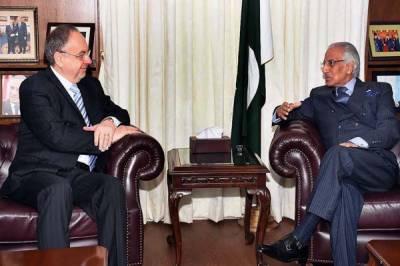 Pakistan-Romania to enhance economic ties: Romanian Ambassador